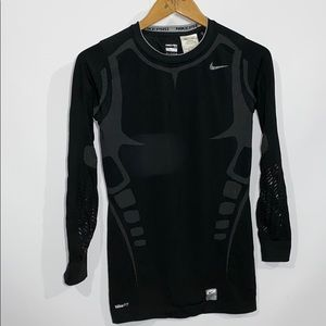 Nike pro tight shirt